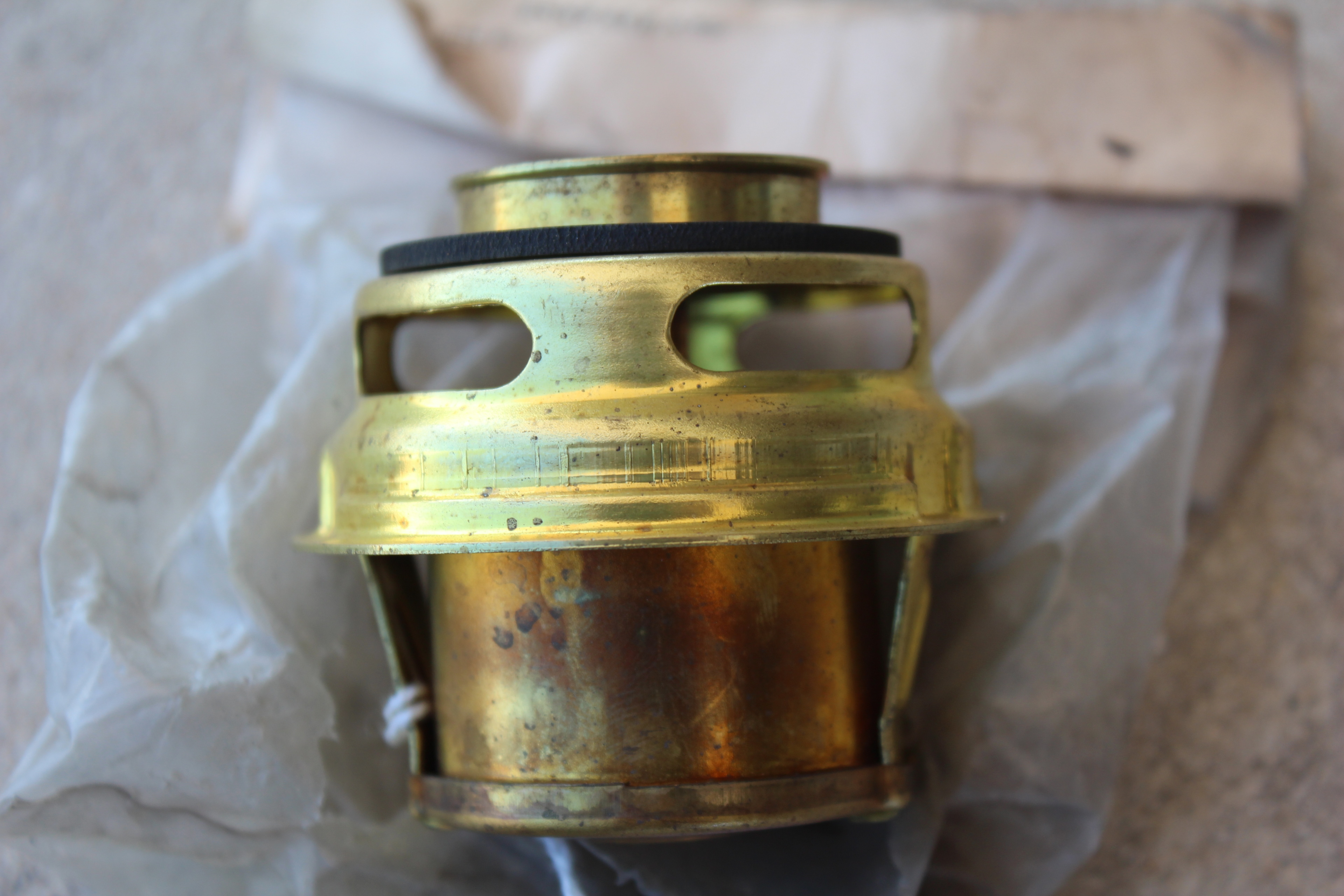 Bellows Type Thermostat